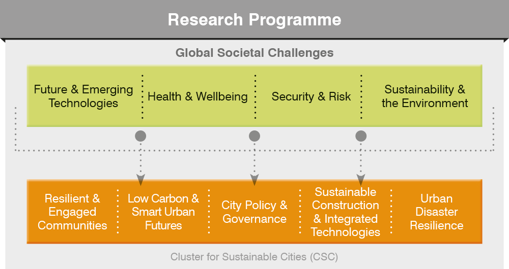 research programme graphic